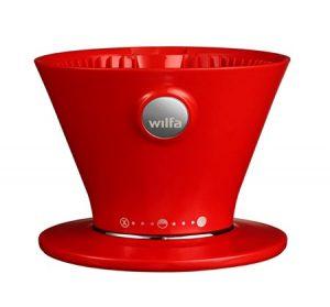 WILFA Kahvinkeitin Pour Over Punainen