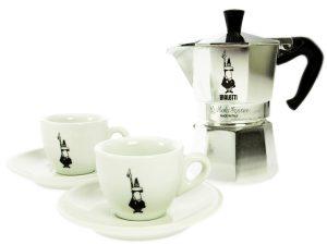 Bialetti Moka Express 3 espressokeitinsetti