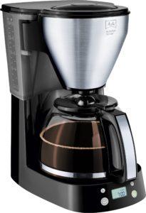 Melitta Easy Top Timer Kahvinkeitin Musta
