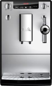 Melitta Caffeo Solo & Perfect Milk Kahvikone Musta/Hopea