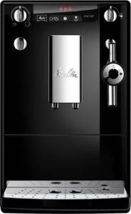 Melitta Caffeo Solo & Perfect Milk Kahvikone Musta