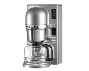 KitchenAid Kahvinkeitin hopea 1