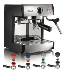 Graef Espressokone Pivalla Täydellinen