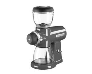 KitchenAid Artisan Kahvimylly grafit Metalliic 200g