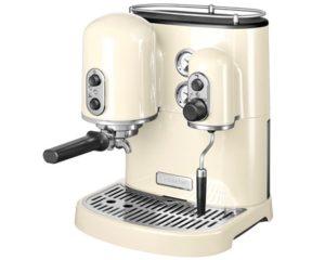 KitchenAid Artisan Espressokone crème