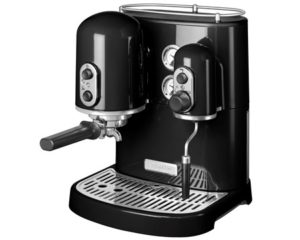 KitchenAid Artisan Espressokone Musta