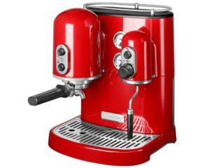 KitchenAid Artisan Espressokone punainen