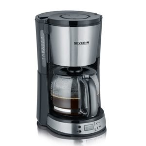 Severin Select Kahvinkeitin ajastimella