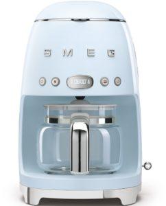 Smeg Kahvinkeitin DCF02PBEU Pastellinsininen