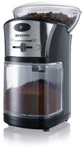 Kahvimylly Musta-Hopea