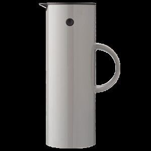 EM77 termoskannu 1 litraa vaaleanharmaa