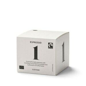 N°1 Espresso 100-pakkaus